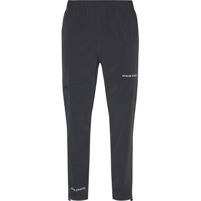Bolton Track Pants - Bukser - Regular - Grå